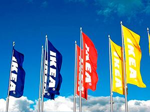 Флаги с логотипом на заказ